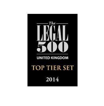 Photo of The Legal 500, 2014