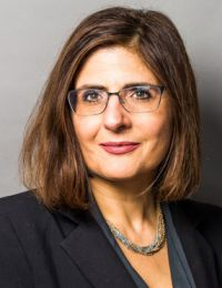 Photo of Marcia Shekerdemian QC