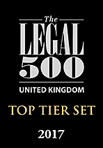 Photo of The Legal 500, 2017