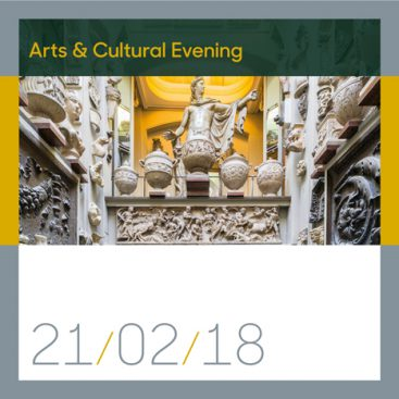 Photo of Arts & Cultural Evening
