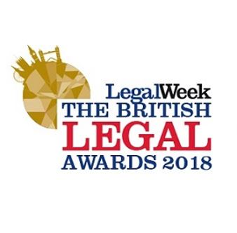 Photo of British Legal Awards: Wilberforce shortlisted