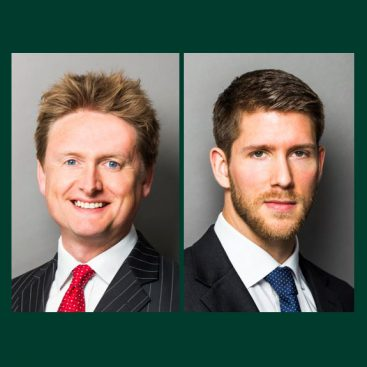 Photo of Jonathan Davey QC and Ben Faulkner edit new edition of the Butterworths Property Law Handbook