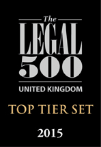 Photo of The Legal 500, 2015