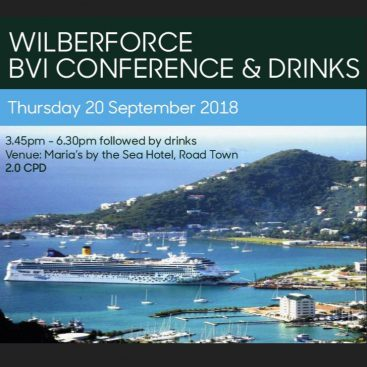 Photo of BVI Conference 2018