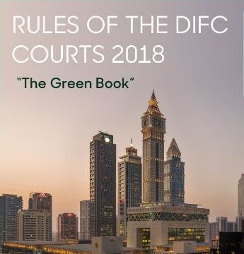 Photo of Rules of the DIFC Courts 2018 Book Launch