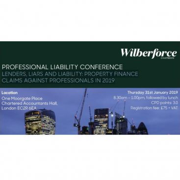 Photo of Professional Liability Conference 2019
