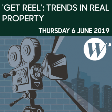 "Photo of Wilberforce Property Conference 2019 – ""Get Reel"": Trends in Real Property"