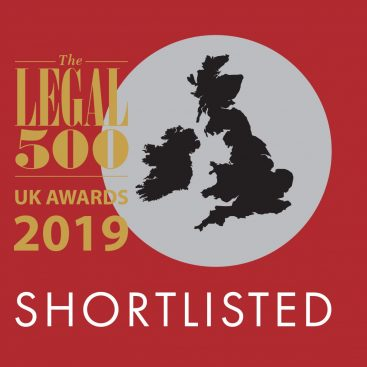 Photo of The Legal 500 UK Awards 2019: Wilberforce features prominently in the Bar shortlist