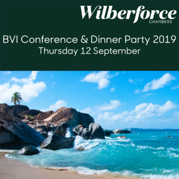Photo of Wilberforce BVI Conference & Dinner Party 2019