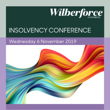 Photo of Wilberforce Insolvency Conference 2019