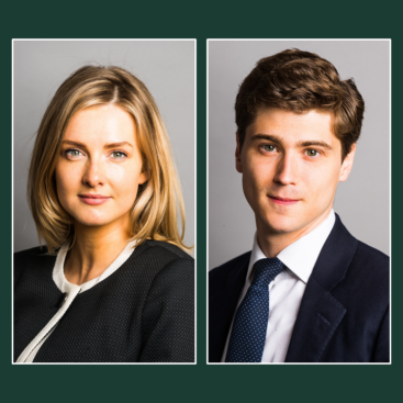 Photo of Francesca Mitchell and Daniel Petrides join Wilberforce Chambers as tenants
