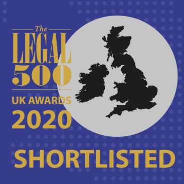 Photo of Record number of nominations for Wilberforce at The Legal 500 UK Awards