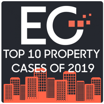 "Photo of Wilberforce features three times in EG's ""Top 10 Property Cases of 2019"""