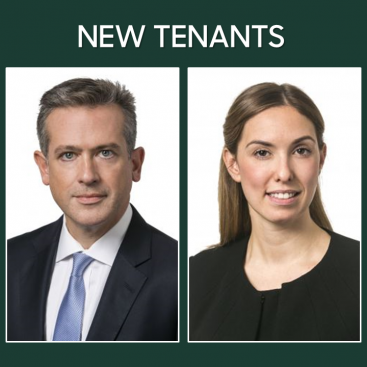 Photo of Insolvency specialists Daniel Lewis and Rachael Earle join Wilberforce Chambers