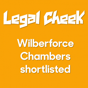 Photo of Wilberforce shortlisted at The Legal Cheek Awards 2021