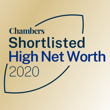 Photo of Wilberforce shortlisted for Set of the Year at the High Net Worth Awards 2020