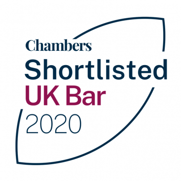 Photo of Chambers Bar Awards 2020: Wilberforce shortlisted