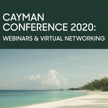 Photo of WATCH THE RECORDING: Cayman Conference 2020 – Webinar 1