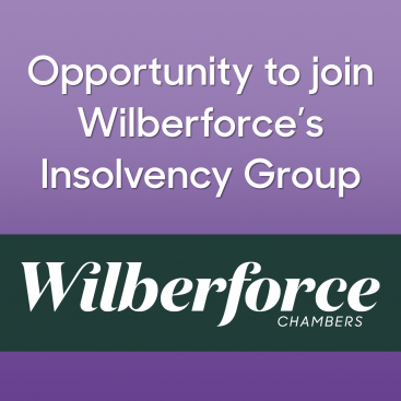 Photo of Opportunity to join Wilberforce's Insolvency Group
