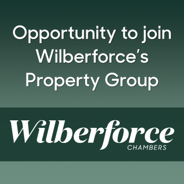 Photo of Opportunity to join Wilberforce's Property Group