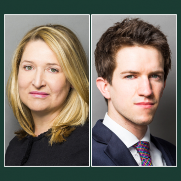 Photo of Clare Stanley QC and James Goodwin appear in landmark Privy Council appeal