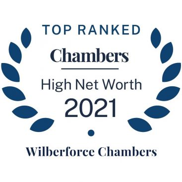 """Photo of HNW Guide 2021: Wilberforce is """"the go-to set for chancery work."""""""