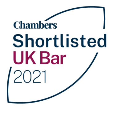 Photo of Wilberforce Shortlisted in Chambers UK Bar Awards 2021